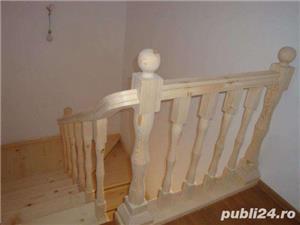 Scari din lemn masiv - imagine 14