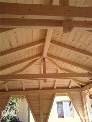 Foisoare, terase din lemn - imagine 3