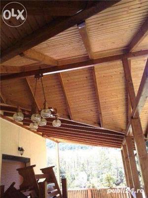 Foisoare, terase din lemn - imagine 7