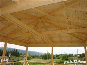 Foisoare, terase din lemn - imagine 1