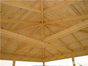 Foisoare, terase din lemn - imagine 2