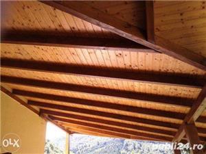 Foisoare, terase din lemn - imagine 9