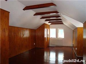 Amenajari interioare, mansarde din lemn, grinzi false ornamentale, tavane din lemn masiv, gresie - imagine 1