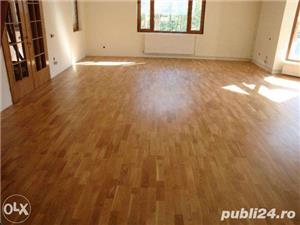 Amenajari interioare, mansarde din lemn, grinzi false ornamentale, tavane din lemn masiv, gresie - imagine 9
