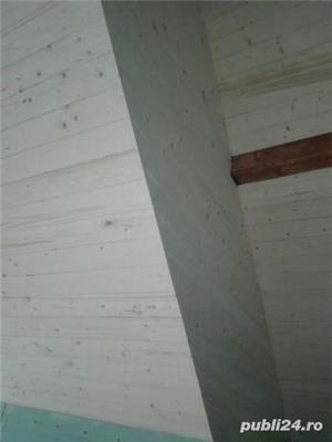 Mansarde cu lemn, rigips, grinzi ornamentale, ancadramente ferestre - imagine 3