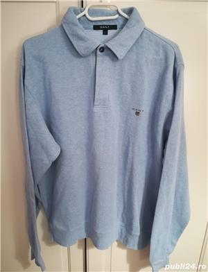 Pulover bluza barbati Gant - imagine 1