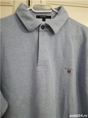Pulover bluza barbati Gant - imagine 3