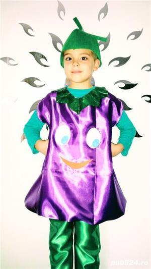 Pruna , Vanata , costum serbare copii 3-7 ani  - imagine 1