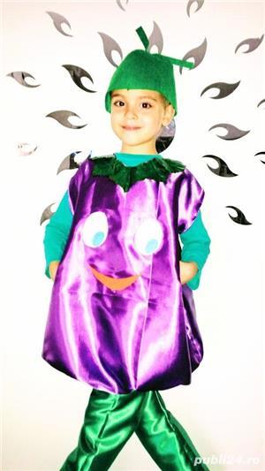 Pruna , Vanata , costum serbare copii 3-7 ani  - imagine 2
