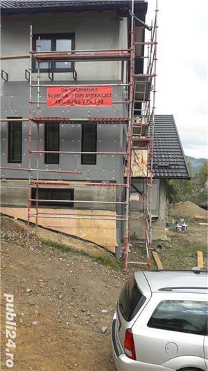 echipa specializata constructii case,hale  amenajari interioare si exterioare - imagine 8