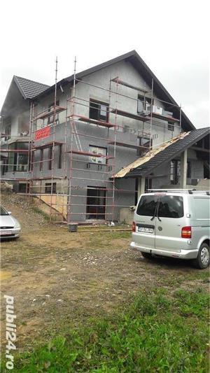 echipa specializata constructii case,hale  amenajari interioare si exterioare - imagine 7