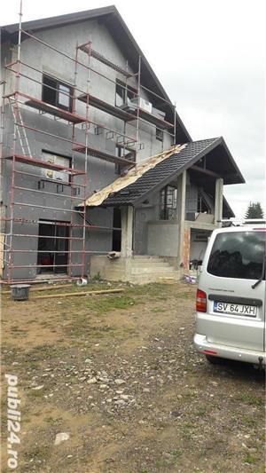 echipa specializata constructii case,hale  amenajari interioare si exterioare - imagine 11