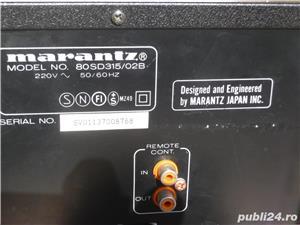 Dublu casetofon Deck Marantz SD 315 - imagine 3