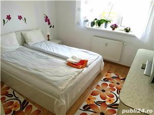 Cazare Inchiriere in Regim Hotelier Ap. 2 cam. lux cart. Prima Nufarul decomandat Oradea - imagine 2