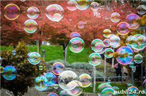 Baloane de sapun - Petreceri pentru copii - imagine 3
