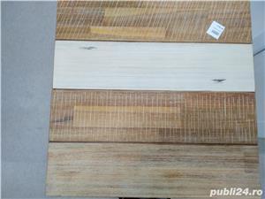 Noptiera cu fata dubla din lemn masiv  - imagine 9