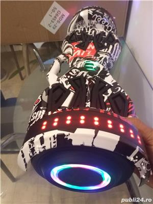 """Hoverboard Nou Black Pirat 8"""" - imagine 2"""