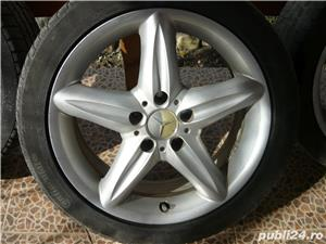 "Vand jante Mercedes Benz 17"" - imagine 2"