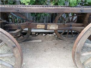 Car de lemn - imagine 3