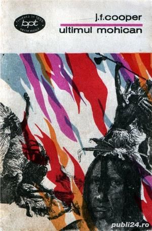 James Fenimore Cooper : Călăuza + Ultimul mohican  - imagine 2
