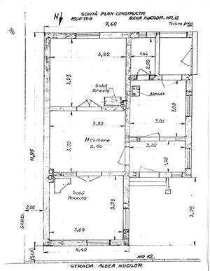 Închiriez casă Buftea FIX in Centru  - imagine 6