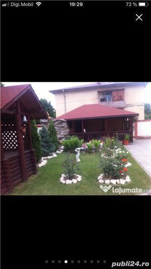 Vând Casa-Vila P+2 Geamana Arges - imagine 5