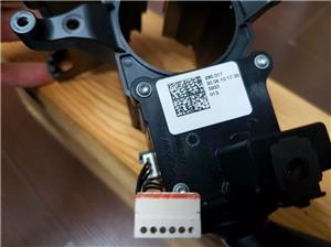 Bloc manete calculator coloana capac Passat B6 2010 - imagine 5