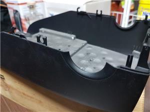 Bloc manete calculator coloana capac Passat B6 2010 - imagine 9