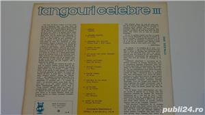 Discuri vinil Tangouri Celebre 3 volume - imagine 5