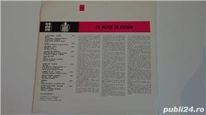 Discuri vinil Muzica Spaniola  - imagine 2