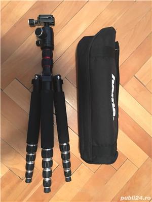 Canon EOS 600D cu 2 obiective si accesorii  - imagine 5