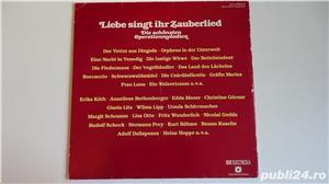 Discuri vinil Albume(2 volume) Opere ( Operete )  - imagine 6