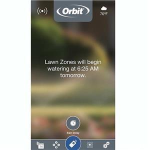 Programator Orbit B-Hyve 6 Statii WiFi controler pt sistem de irigatie  - imagine 6