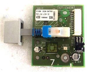 Module diverse dintr-un TV LCD Philips model 30PF9946/12 sasiu LC4.6E AA - imagine 6
