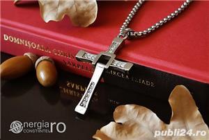 Pandantiv Cruciuliţă Cruce Crucifix Dominic Toretto Vin Diesel Fast and Furious INOX - cod PND049 - imagine 3