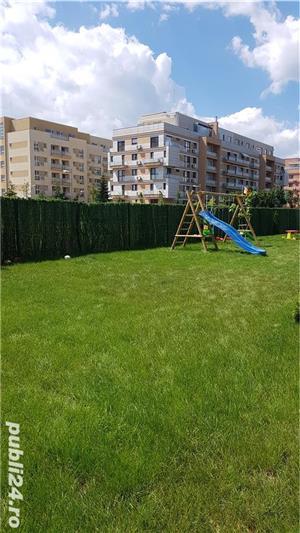Apartament 3 camere, 2 locuri parcare si gradina de 70 mp, BLOC NOU - imagine 3