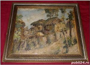 L.A. Biju, Grajduri la Singureni/Vlasca, 1937 + catalog GoldArt / 2009 - imagine 1