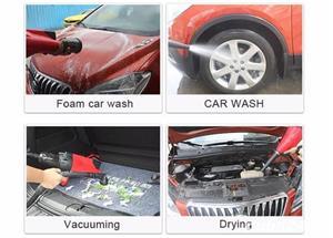 Detailing auto ,curatat  / dezinfectat tapiserii auto cu aburi sub presiune sect.6 - imagine 9
