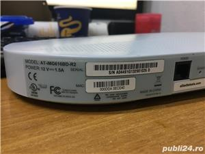 Router Allied Telesis 10100T 6PORTL3 AT-IMG616BD-R2 - imagine 2