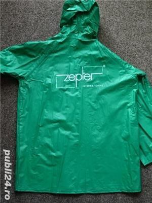 Vand pelerina impermeabila Zepter, masura 52-54 - imagine 6