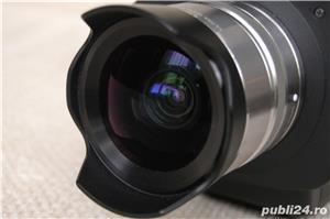 Vand Camera video Sony NEX EA 50 EH cu obiective interschimbabile - imagine 2
