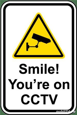 Sisteme de supraveghere video - LEGAL- Firma Licentiata IGPR - imagine 1
