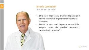 Laminine - activeaza celulele stem din organism - imagine 3