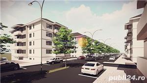 Apartament 1 camera D bloc Nou Nicolina Galata - imagine 3
