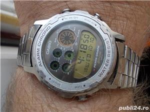ceas CASIO Penta Graph DW-7200, conditii bune - imagine 5