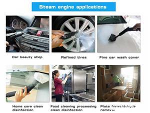 Detailing auto ,curatat  / dezinfectat tapiserii auto cu aburi sub presiune sect.6 - imagine 4