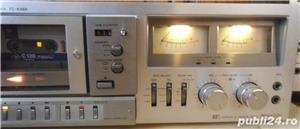 Deck SONY TC-K96R Ferrite Head 2 Motors Auto Reverse Cassette Deck - imagine 2