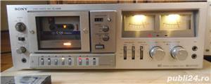 Deck SONY TC-K96R Ferrite Head 2 Motors Auto Reverse Cassette Deck - imagine 1
