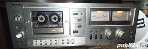 Deck SONY TC-K96R Ferrite Head 2 Motors Auto Reverse Cassette Deck - imagine 6