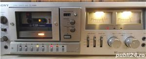 Deck SONY TC-K96R Ferrite Head 2 Motors Auto Reverse Cassette Deck - imagine 4